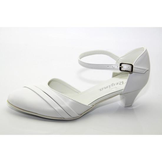 Fehér menyasszonyi cipő Honey