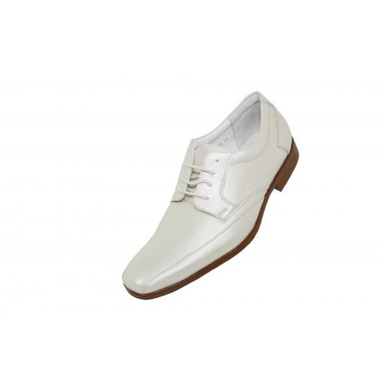 Férfi alkalmi bézs színű  cipő 302  RENDELHETŐ