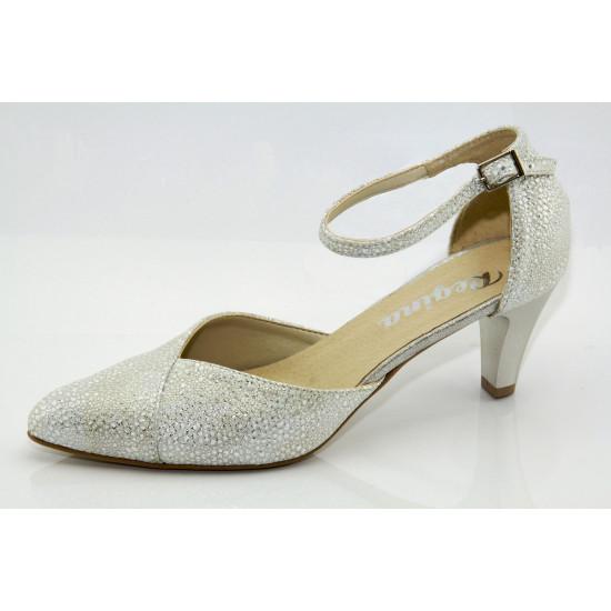 Menyasszonyi kényelmes alkalmi cipő Caprice